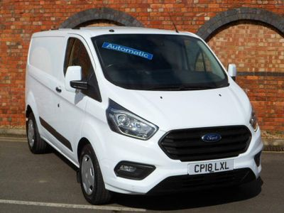 Ford Transit Custom Panel Van 2.0 300 EcoBlue Trend Auto L1 H1 EU6 (s/s) 5dr