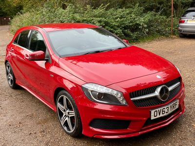 Mercedes-Benz A Class Hatchback 2.0 A250 Engineered by AMG 7G-DCT 5dr