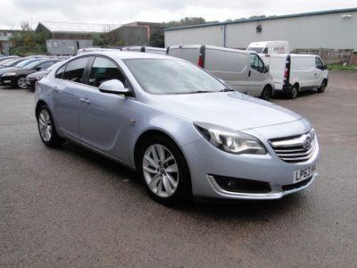 Vauxhall Insignia Hatchback 2.0 CDTi ecoFLEX SRi Nav (s/s) 5dr