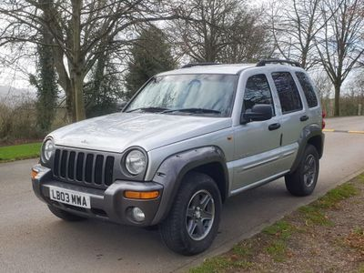 Jeep Cherokee SUV 2.8 TD Extreme Sport 4x4 5dr
