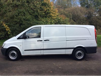 Mercedes-Benz Vito Panel Van 2.1 113CDI Panel Van Long 5dr (EU5)