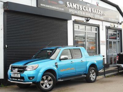 FORD RANGER Pickup 3.0 TDCi Wildtrak Double Cab Pickup 4x4 4dr