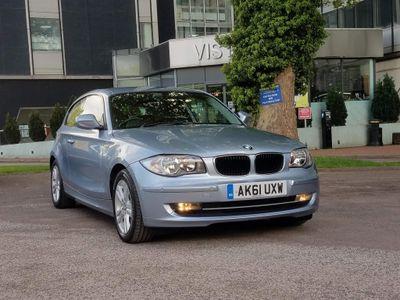 BMW 1 Series Hatchback 2.0 118i SE Auto 3dr