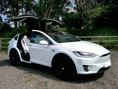 Tesla Model X SUV 75D Dual Motor SUV Auto 4WDE (328 bhp)
