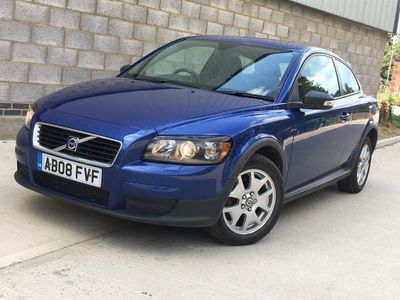 Volvo C30 Coupe 1.6 D S 2dr