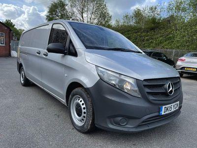 Mercedes-Benz Vito Panel Van 2.1 114 CDi BlueTEC RWD L3 EU6 (s/s) 5dr