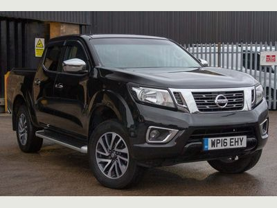 Nissan Navara Pickup 2.3 dCi N-Connecta Double Cab Pickup Auto 4WD EU5 4dr