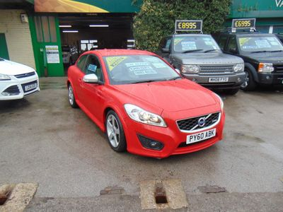 Volvo C30 Coupe 1.6 D2 R-Design 3dr