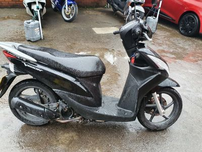 Honda Vision Scooter 110 Scooter