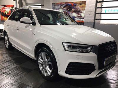 Audi Q3 SUV 1.4 TFSI CoD S line (s/s) 5dr