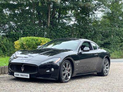 Maserati Granturismo Coupe 4.7 V8 S Auto 2dr