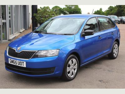 SKODA Rapid Spaceback Hatchback 1.2 TSI S Spaceback (s/s) 5dr
