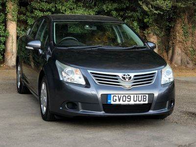 Toyota Avensis Saloon 1.8 V-Matic T2 4dr