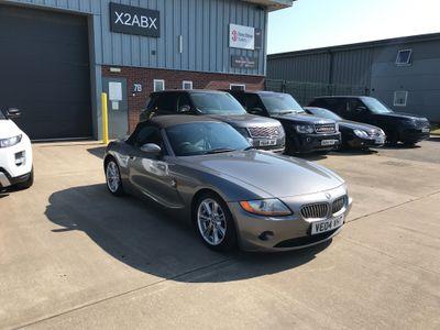 BMW Z4 Convertible 3.0i SE 2dr