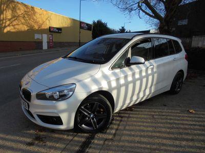 BMW 2 Series Gran Tourer MPV 1.5 218i Sport Gran Tourer Auto (s/s) 5dr