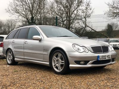 Mercedes-Benz C Class Estate 3.2 C32 AMG 5dr