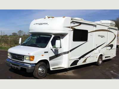 Four Winds International CHATAEU CITATION American RV FORD E450