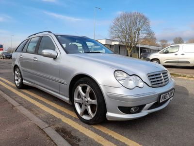 Mercedes-Benz C Class Estate 2.1 C200 CDI Sport Edition 5dr