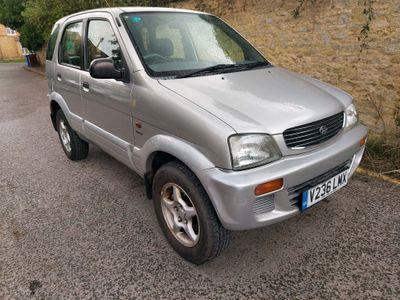 Daihatsu Terios SUV 1.3 5dr