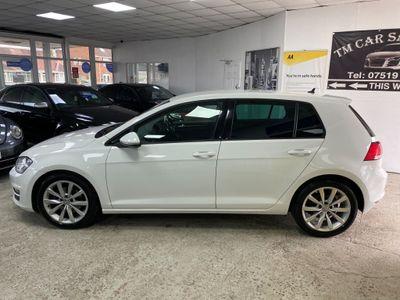 Volkswagen Golf Hatchback 1.4 TSI BlueMotion Tech ACT GT 5dr