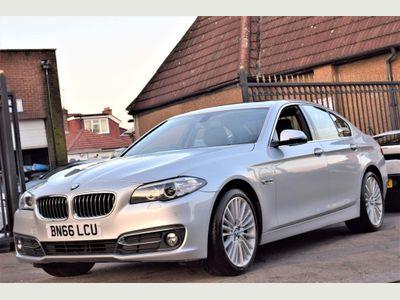 BMW 5 Series Saloon 2.0 520i Luxury 4dr