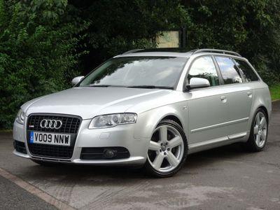Audi A4 Avant Estate 3.0 TDI S line Tiptronic quattro 5dr