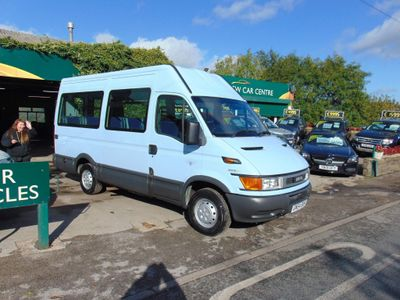 Iveco Daily Unlisted 12SEATS DISABLED ACCESS MINIBUS