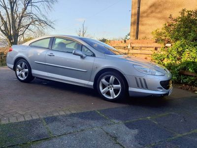 Peugeot 407 Coupe 2.7 HDi V6 Sport 2dr