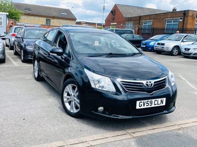 Toyota Avensis Saloon 2.0 V-Matic T4 4dr