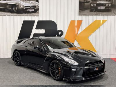 Nissan GT-R Coupe 3.8 V6 Recaro Auto 4WD 2dr