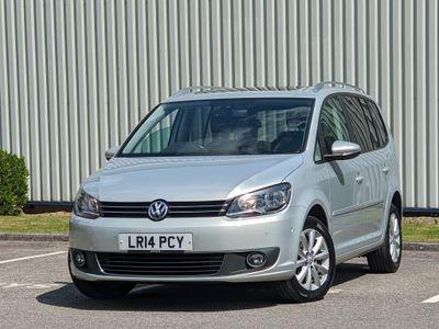 Volkswagen Touran MPV 2.0 TDI BlueMotion Tech Sport (s/s) 5dr (7 Seat)