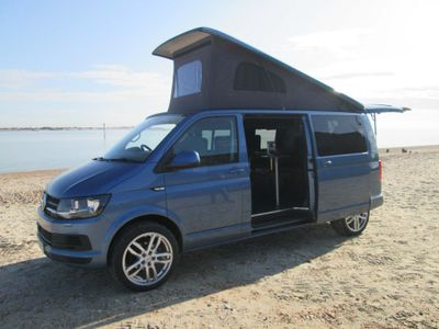 Volkswagen Transporter Camper T6 CAMPER 4 BERTH POP TOP ROOF