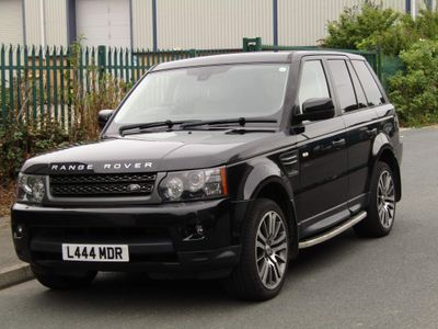 Land Rover Range Rover Sport SUV 3.0 TD V6 HSE Auto 4WD 5dr