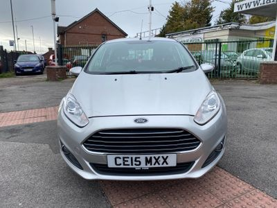 Ford Fiesta Hatchback 1.6 Zetec Powershift 5dr (EU6)