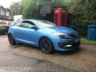 Renault Megane Coupe 1.5 dCi ENERGY Dynamique Tom Tom (s/s) 3dr
