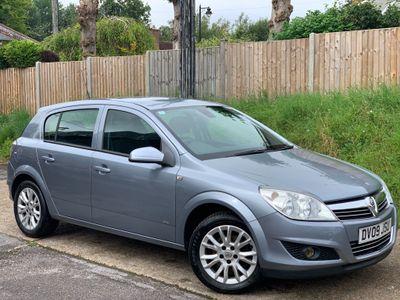 Vauxhall Astra Hatchback 1.6 i VVT 16v Active Plus 5dr