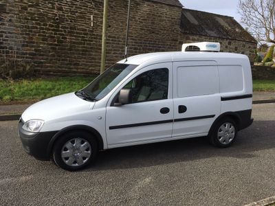 Vauxhall Combo Temperature Controlled 1.7 CDTi 2000 16v Panel Van 3dr
