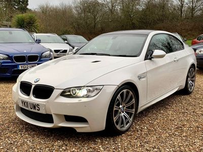 BMW M3 Coupe 4.0 V8 DCT 2dr
