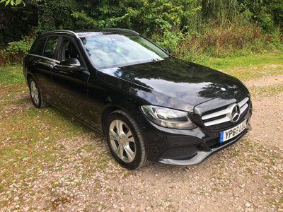 Mercedes-Benz C Class Estate 1.6 C200d SE Executive Edition (s/s) 5dr