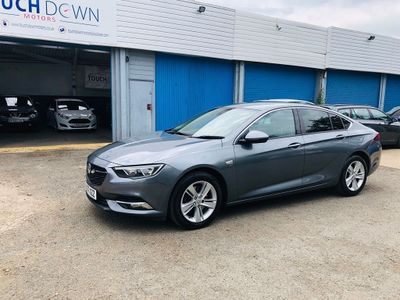 Vauxhall Insignia Hatchback 1.6 Turbo D BlueInjection SRi Nav Grand Sport (s/s) 5dr