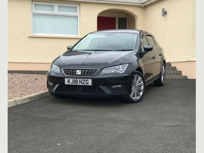 SEAT Leon Hatchback 2.0 TDI XCELLENCE Technology (s/s) 5dr