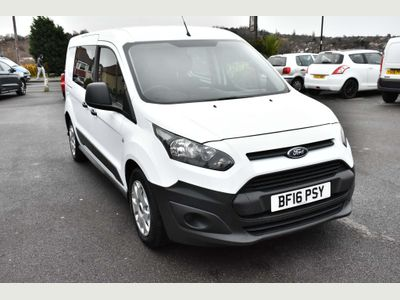 Ford Transit Connect Unlisted 1.5 TDCi 230 L2 DCiV 6dr (5 Seat)