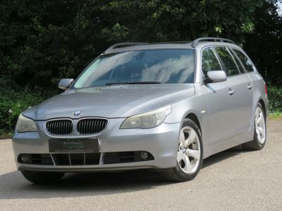 BMW 5 Series Estate 4.4 545i SE Touring 5dr