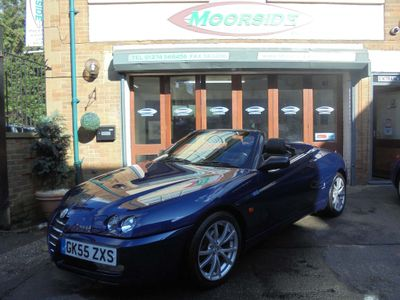 Alfa Romeo Spider Convertible 2.0 JTS Special Edition 2dr