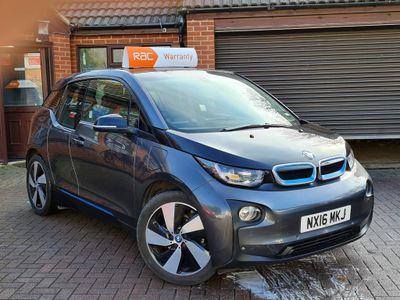 BMW i3 Hatchback Auto 5dr Range Extender