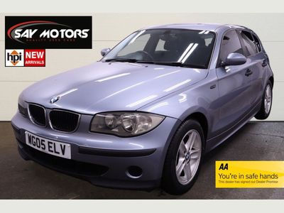 BMW 1 Series Hatchback 2.0 118i ES Auto 5dr