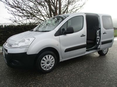 Citroen Berlingo Panel Van 1.6 HDI L1 625 COMBI VAN