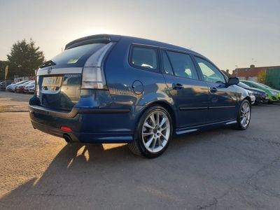 Saab 9-3 Estate 2.8 T Aero SportWagon 5dr