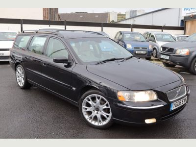 Volvo V70 Estate 2.4 D5 SE 5dr