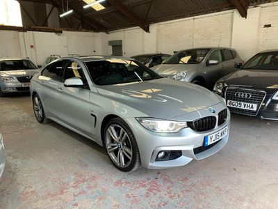 BMW 4 Series Gran Coupe Saloon 3.0 435d M Sport Gran Coupe xDrive 4dr